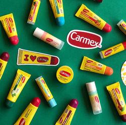 Бальзамы для губ CARMEX только Оригинал