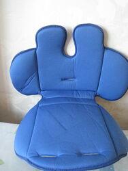 Детское авто кресло бескаркасное,  автомобильное кресло для детей