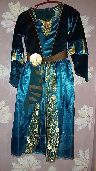 Платье нарядное, праздничное George 3-4 года