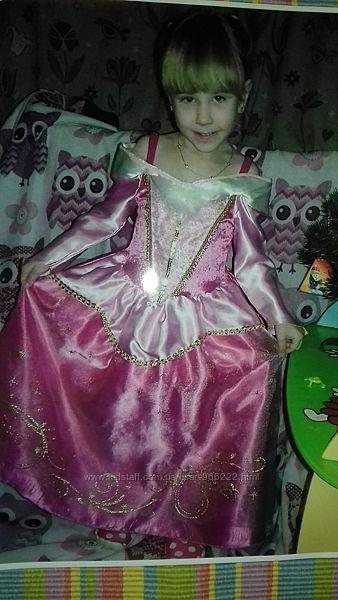 Платье нарядное, праздничное Disney 3-5 лет