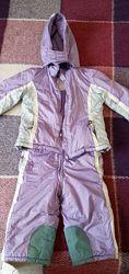 Термо костюм  комбинезон Chicco 80
