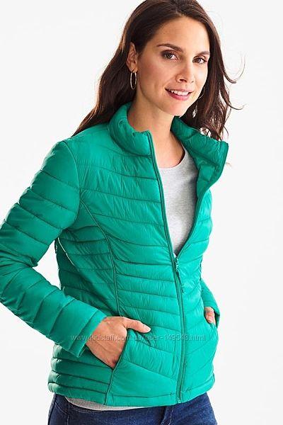 Ультратонкая стеганая куртка на весну C&A S