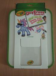 Crayola DryErase доска для рисования. Без карандашей