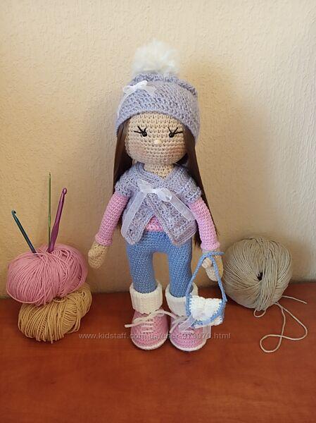 Куколка Стеша ручной работы