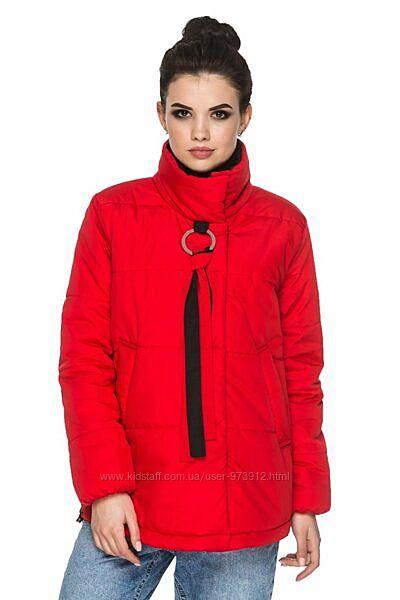 Модные женские куртки весна осень