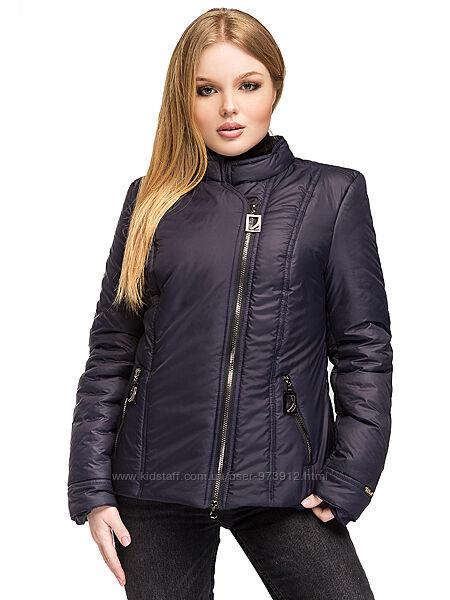 Модная приталенная куртка