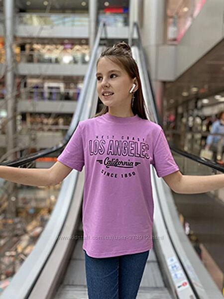 Модная детская футболка