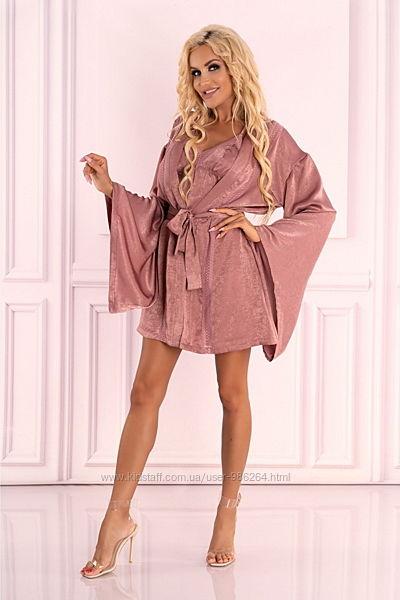 Одяг для дому, сорочка, перьюар, халат, наложений платіж