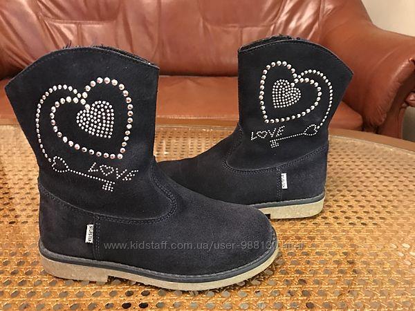 Круті черевики Stups, в ідеальному стані, розмір 30