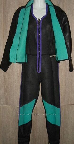 Гидрокостюм Camaro раздельный куртка комбинезон размер L