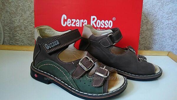 Босоножки Cesara Rosso