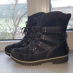 Зимние ботинки ТМ Sorel 25.5см стелька