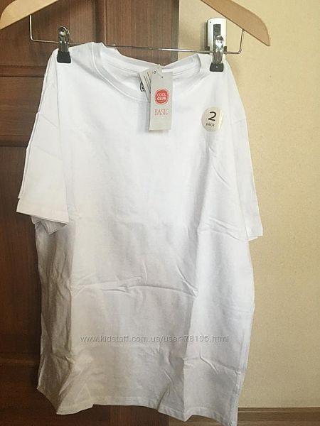 Базовые футболки Cool Club