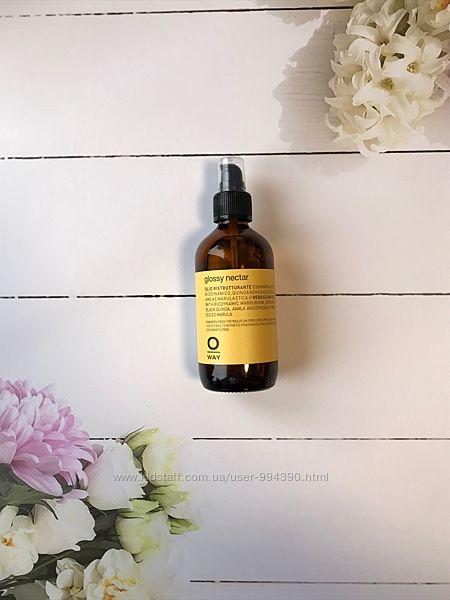 Масло для восстановления волос Rolland Oway Glossy Nectar, 160 ml Хит