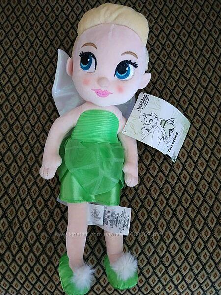 Мягкая кукла-фея Динь динь дисней оригинал