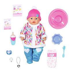 Кукла Baby Born Нежные объятия Очаровательная малышка 831281