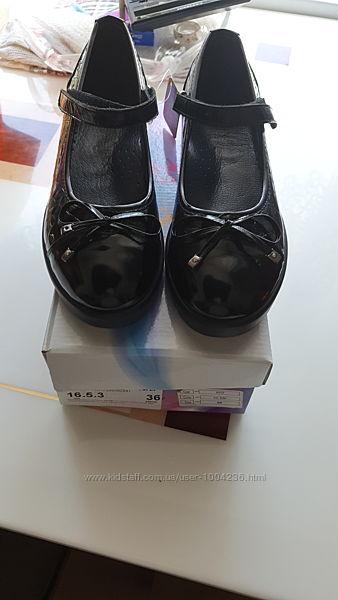 Туфли для девочки,  новые