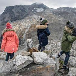 Курта парка зимняя для мальчиков Lassie by Reima