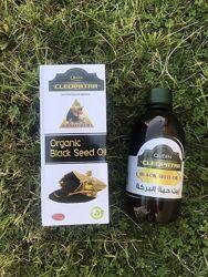 Египет настоящее масло черного тмина, оригинал фабрика Cleopatra Стекло