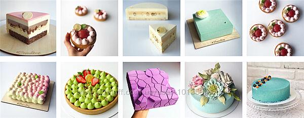 Современные муссовые торты. Пакет - Супер Александра Овешкова
