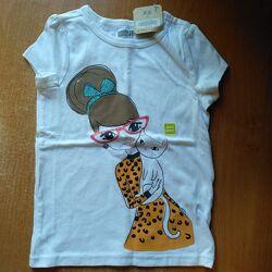 футболки The Childrens Place  Crazy8 на 4-5 лет