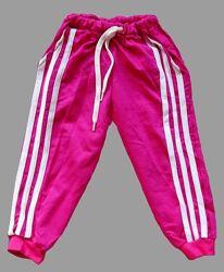 Спортивные штаны Адидас Adidas двухнитка размеры 28