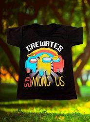 Стильная модная футболка Among Us