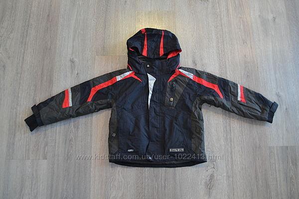 Крутая термокуртка ф. Regatta р. 5-6 лет 116 см в новом состоянии