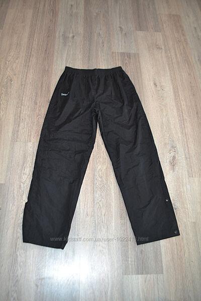 Тонкие ветро и водонепроницаемые штаны ф. Gelert р. М новые