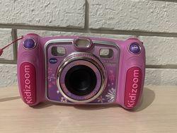 Детская фотокамера Vtech Kidizoom Duo. Фотоаппарат
