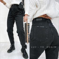 Стильные джинсы слоуч, slouchy, джинсы мом 36,38р как ZARA