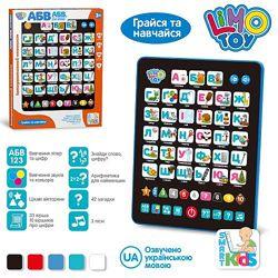 Интерактивный планшет SK 0019 абетка укр мова, цвет, счет, буквы, стихи, з