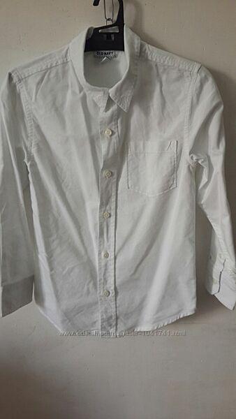 рубашка  OLD NAVY для мальчика 6-8л. б/у. в идеал сост. S usa.