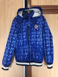 Куртка ветровка Войчик 146 рост