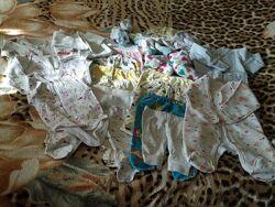 Пакет вещей для новорожденного,0-3м