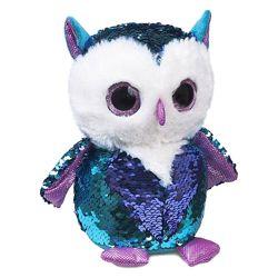 Мягкая игрушка Fancy Совёнок Топаз 22.5 см GSO0P 4812501163100
