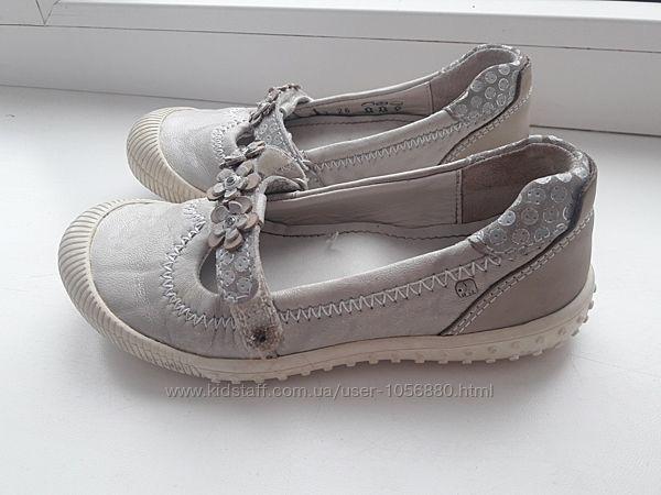 Шкіряні туфлі, макасіни  Elefanten р.26
