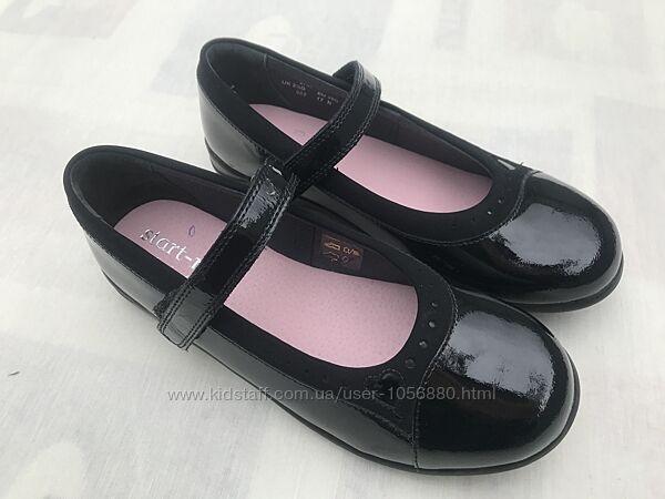 Туфли для девочки start rite англия р. 35 Кожа