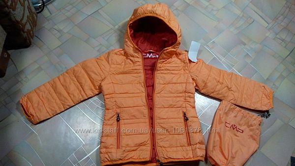 Детский пуховик куртка Camp новая 110 см, 5 лет