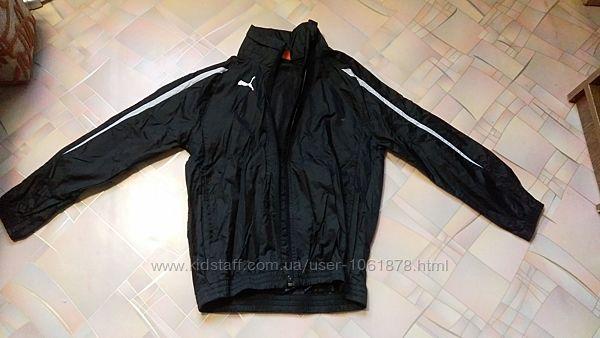 Детская куртка, ветровка, дождевик Puma 8-9 лет
