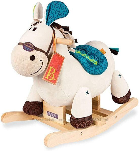 Баттатокачалка Серии Родео - Пони Банджо Battat toys Horse BX1512Z