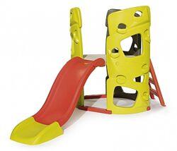 Игровой центр для детей Smoby Башня с горкой 840204