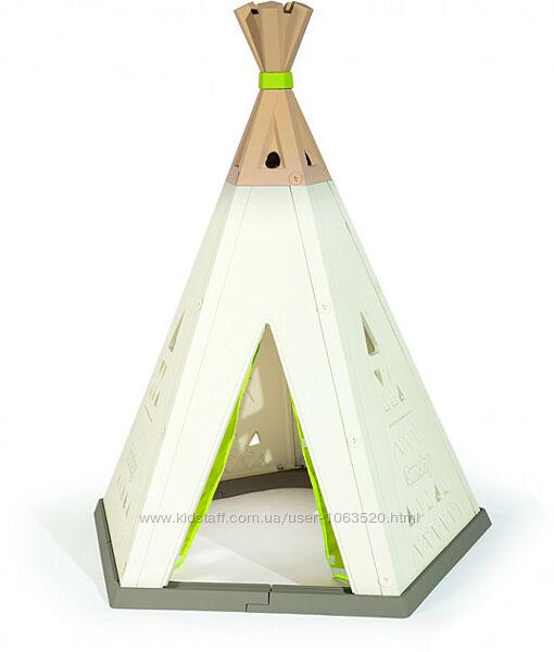 Палатка Smoby Toys Вигвам с функцией увеличения 811000