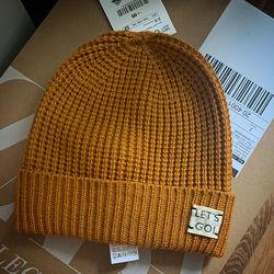 Зимняя шапка шапочка в наличии все размеры h&m