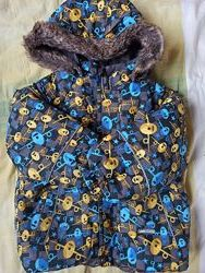 Комплект комбинезон и куртка Lenne 986