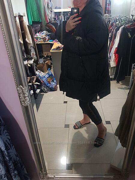 Крутая куртка в оверсайз стиле - р-р 22, 24 - можно от 18