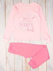 Пижама утепленная для девочки Фламинго 329-312 - 2 модели в наличии