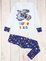 Комфортные пижамы для мальчика Фламинго - 4 модели в наличии