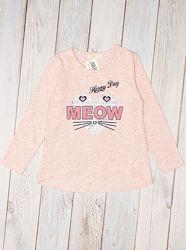 Реглан для девочки Breeze Meow 14888 - 3 цвета в наличии