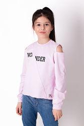 Свитшот для девочки Mevis Wonder 3645 - 5 цветов